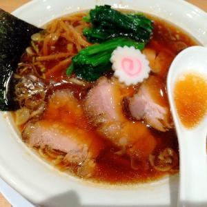 町田「長岡食堂」で生姜醤油ラーメンと締めのお茶漬けを食べる。あっさりかと思いきや意外とお腹も心も満たされました!。締めのご飯でトドメコースが良さそう?