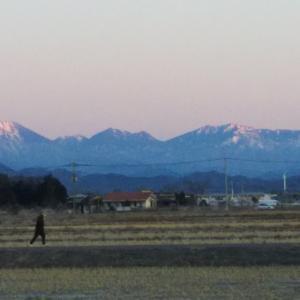 みゅぜかんのお正月 栃木で初日の出