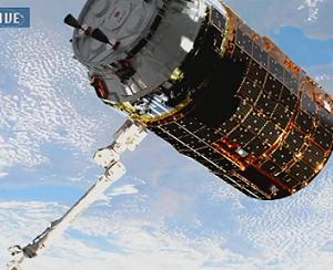 ■「こうのとり」9号機 ISSと最後のドッキング