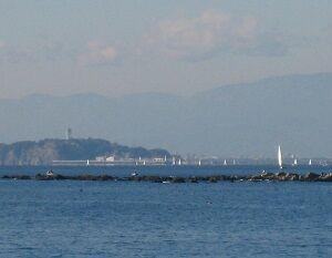 ■葉山真名瀬沖に遺体 15日午前8時頃