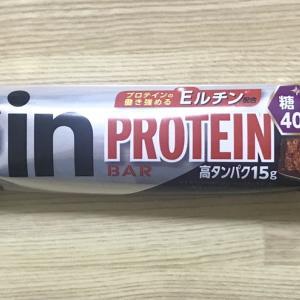 森永製菓 | inバープロテイン ベイクドビター