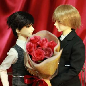 Happy Valentine's day!~赤薔薇編~