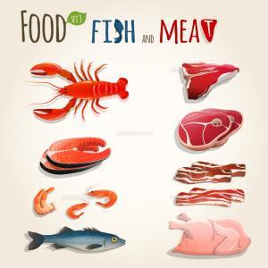 【雑談】なぜ『肉』といえば「魚の肉」ではなく、「動物の肉」である、という概念が定着してしまったのか、という幼き頃に感じていた疑問をいまさら蒸し返してみた、の話