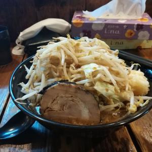 【川口市】麺や豚髭の感想・レビュー【次郎インスパイア】