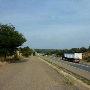 【スペイン巡礼注意点】レオン~アストルガ間の道の分岐について