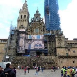 【スペイン巡礼38日目】サンティアゴで奇跡の再会続出!