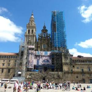 【スペイン巡礼44日目】巡礼終了!再びサンティアゴへ!