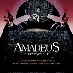 『アマデウス ディレクターズ・カット』 聖なる童貞、神に復讐す