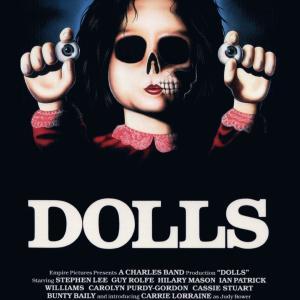 『ドールズ』(1987)   悪い奴らは人形に殺(や)られろ!という童話