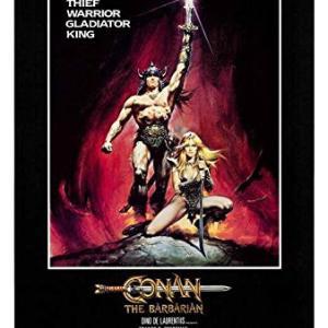『コナン・ザ・グレート』 猛々しい英雄、色を好む