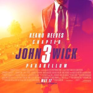 『ジョン・ウィック:パラベラム』 これ以上でもこれ以下でもない金太郎飴シリーズ