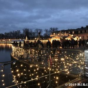 【デュッセルドルフ】ベンラート城とハウプト通りのクリスマスマーケット