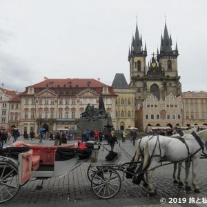 【旅行記】チェコ・プラハ旧市街散策&時計塔からの夜景編 夫婦2人旅
