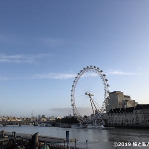 【ロンドン旅行記】市内観光とアフタヌーンティー、そしてミュージカル鑑賞 夫婦2人旅2日目
