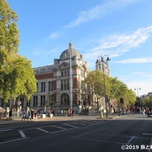 【ロンドン旅行記】自然史博物館&紅茶専門店巡り 夫婦2人旅最終日