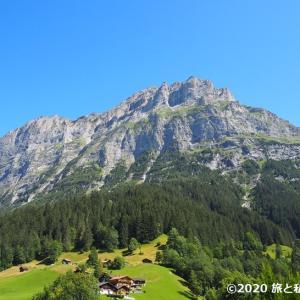 【旅行記】グリンデルワルト周辺散策|スイス1日目
