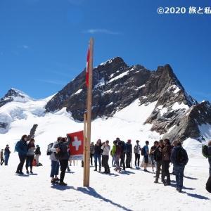 【旅行記】ユングフラウヨッホとクライネ・シャイデック周辺ハイキング|スイス3日目