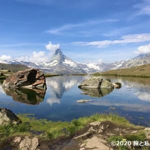 【旅行記】ロートホルン展望台とスネガ周辺ハイキング|スイス5日目