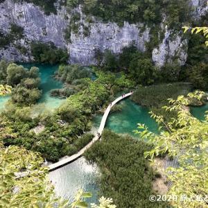 【旅行記】プリトヴィッツェ湖群国立公園|クロアチア2日目
