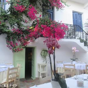ミコノス島のお洒落なレストラン【Avra Restaurant – Garden】 カップル・夫婦で行きたい!