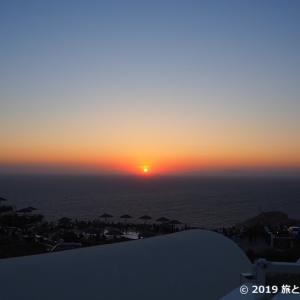 サントリーニ島・イアの夕日が見えるレストラン&カフェ6選