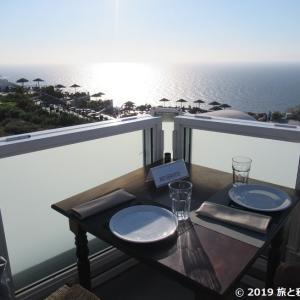 サントリーニ島イア【Ochre Restaurant】で夕日を見ながら優雅にディナー