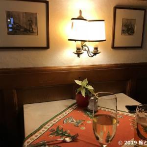 【ローテンブルク】プレーンライン周辺の可愛いレストラン「Glocke」