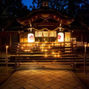 奉燈祭!  ~平野神社~
