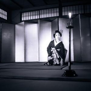 祇園甲部 小花!  ~先笄 黒髪~