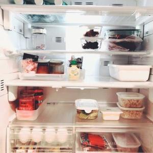 【キッチン】冷蔵庫内のさっぱり掃除