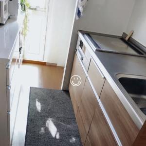 【キッチン】こんな場所も、収納スペースに
