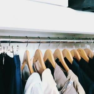 服を買わずに過ごすのって…