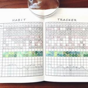 【BUJO】6月の手帳ノート