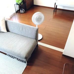 2台目のバルミューダ扇風機♪