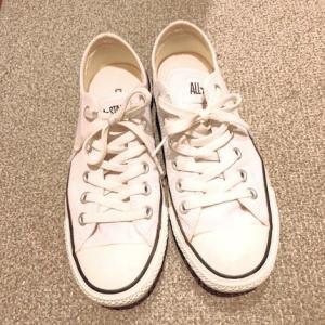 お気に入りの靴を手放す