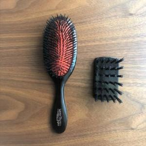 【大人髪のケア】メイソンピアソンのヘアブラシ