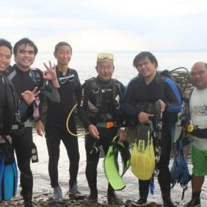 フィリピン暮らし、海の家スタッフ。