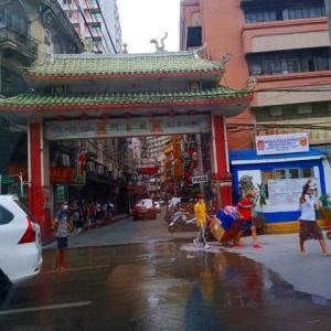 中華街 in フィリピン