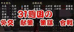 31週目の 外交 献策 策謀 合戦 R1/12/3 水