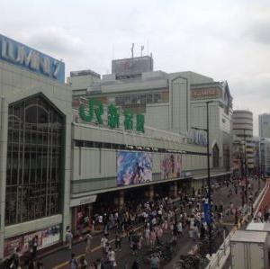 【本当にヤバい時、ヒトは傍観者になる?】新宿駅南口、午後3時