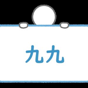 RISU算数のかけ算(2年生)