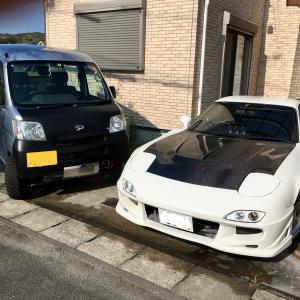 愛車RX7 FD3Sを売却