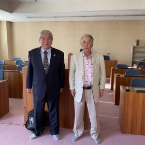 長野県飯綱町議会の議会改革を視察しました。
