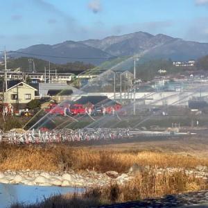 令和2年中津川市消防出初式が行われました。