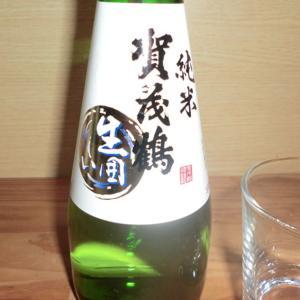 おすすめの酒「賀茂鶴 生囲い 純米  300ml」家飲み07-15