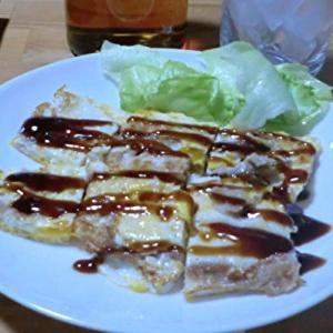 家のみ!「太田和彦のふらり旅いい酒いい肴」を観ながら、手作り料理で一杯!📷ぶらり旅09-19