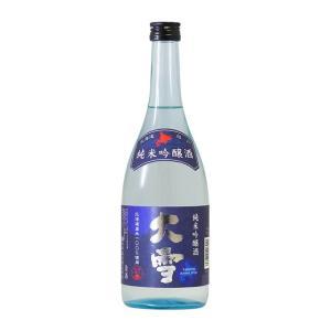 【北海道】高砂酒造株式会社の地酒『清酒 大雪 純米吟醸』📷ぶらり旅いい酒10-01