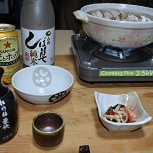 「大岡越前」を観ながら、つくね鍋で一杯!📷ぶらり旅【おうち居酒屋】2021-1-22