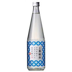 【新潟県】白瀧酒造株式会社の地酒『上善如水 純米吟醸 生酒』📷ぶらり旅いい酒2021-6-19