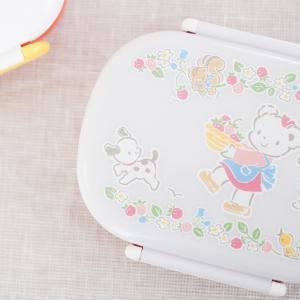 【3歳】娘のお弁当箱|年少さんにぴったりなサイズは?